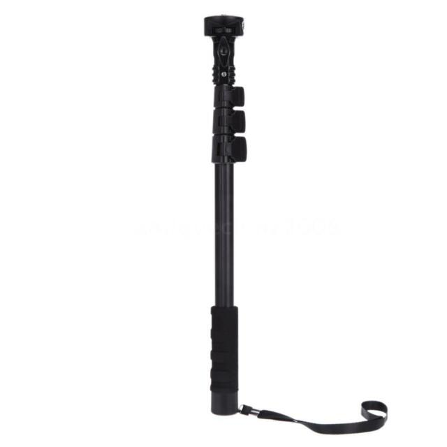 NEW Yunteng C-188 Handheld Tripod Monopod Adapter Self Held for Camera Cellphone