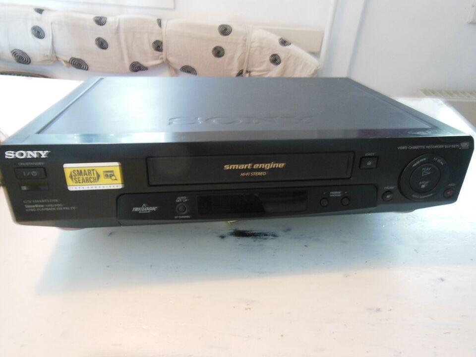 VHS videomaskine, Sony, SLV-SE70NP2