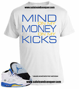 0c3e606183dd20 JORDAN LANEY 5 T SHIRT AND CREW NECK SWEATERS by SALUTE AND CONQUER ...