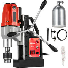 980w Brm 35 Magnetic Drill Press 1 12 Boring 2250 Lbs Magnet Force Tapping