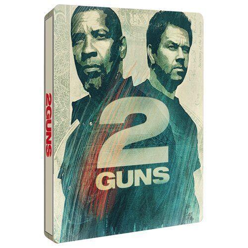 2 Guns (Entertainment Store Exclusive Blu-Ray Steelbook) (C-15)