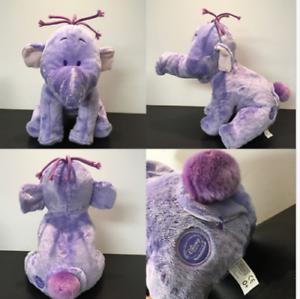 Heffalump-Lumpy-Soft-Plush-Toys-Winnie-the-Pooh-Elephant-Stuffed-Anima