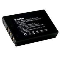 1x Kastar Battery For Kodak Klic-5001 Easyshare Dx6490 Dx7440 Dx7590 Dx7630 P712
