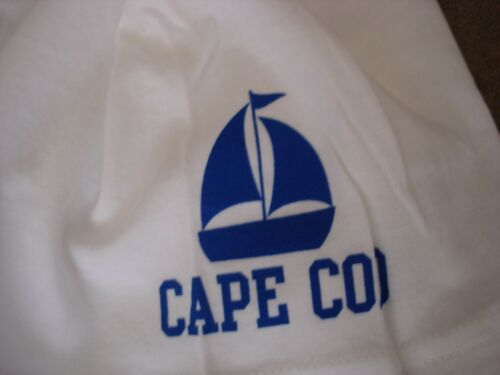 WOMENS RESORT WEAR CAPE COD TEE SHIRT SAIL