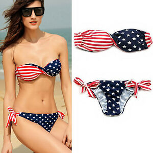 4dd3764dce ... Bandeau-rembourre-twisted-usa-drapeau-americain-etoiles-rayures-