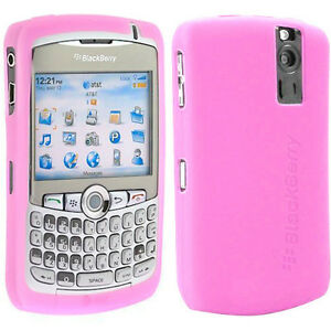 NEW-OEM-Pink-Silicon-Skin-Gel-Case-Cover-Blackberry-CURVE-8300-8310-8320-8330