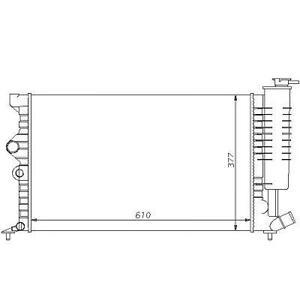 Radiador-CITROEN-XANTIA-93-95-1-6-1-8i-2-0i-MAN-AC