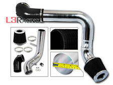 BLACK COLD AIR INTAKE KIT+FILTER FOR 05-10 Challenger 300C HEMI 5.7/6.1 V8