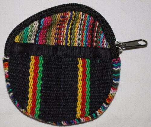 Hippy Hippie Nepal Ethnic Ethical New Fair Trade Coin Purse Pouch