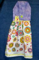 Handmade Easter Eggs Holiday Hanging Kitchen Hand Towel 1206