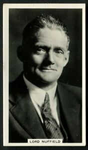 Tobacco-Card-Ardath-PHOTOCARDS-FILM-ETC-GROUP-M-Standard-1939-Lord-Nuffield