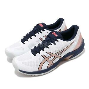 Details about Asics Court Speed FF FlyteFoam White Rose Gold Womens Tennis Shoes 1042A080 103