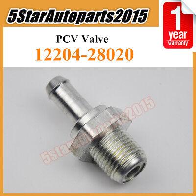 PCV Valve 12204-28020 for Toyota Camry Highlander Solara Scion tC 2 4L RAV4  2 0L | eBay