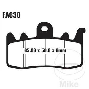EBC-Semi-Sint-Front-Brake-Pads-FA630V-CAN-AM-Spyder-1330-F3-SM6-ABS-2015-2017