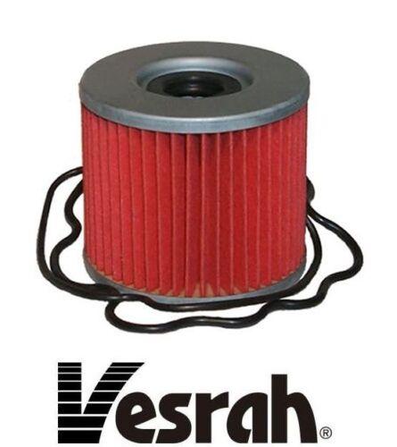 HF133 SUZUKI GS 400 // GS 400 E 77-83 .. KR Ölfilter Vesrah SF-3001 Oil filter