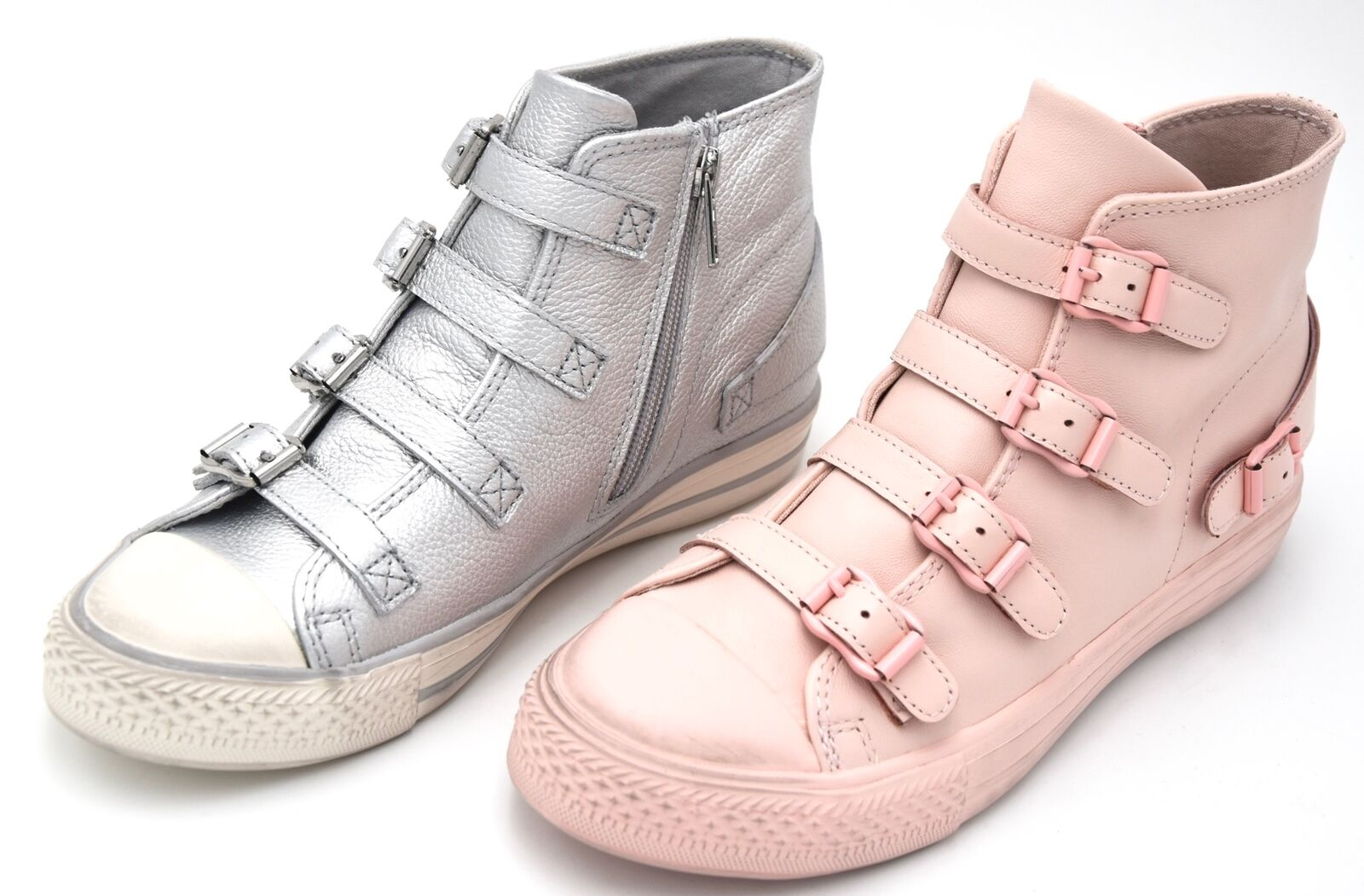 ASH WOMAN SNEAKER SHOES CASUAL FREE TIME LEATHER CODE SS18-V-123798 VENUS