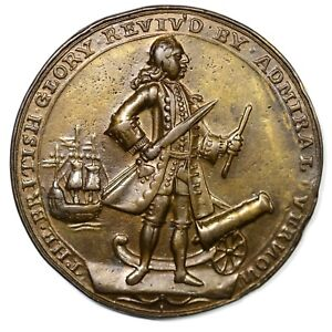1739-Admiral-Vernon-Betts-Medal