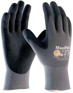 Maxiflex-Ultimate-Arbeitshandschuhe-Montagehandschuhe-ATG-Nitril-Nylon-8-9-10-11