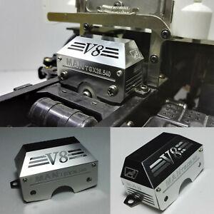 Hood-Gearbox-Wave-Box-Parts-for-Tamiya-1-14-Tamiya-Man-56325-TGX-V8-RC-Tractor