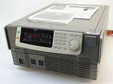 Kikusui Pcr500l 15011324 Ac Power Supply 0 100v 5a Or 0 200v 25a