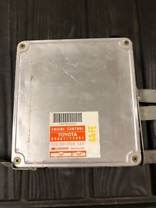 91-92 TOYOTA COROLLA//PRIZM 1.6L// 4A-FE ENGINE CONTROL//COMPUTER.ECU.ECM.PCM.OEM