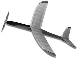 New SIG Mini Maxer Balsa Wood Scale FF Free Flight Airplane Kit SIGFF24