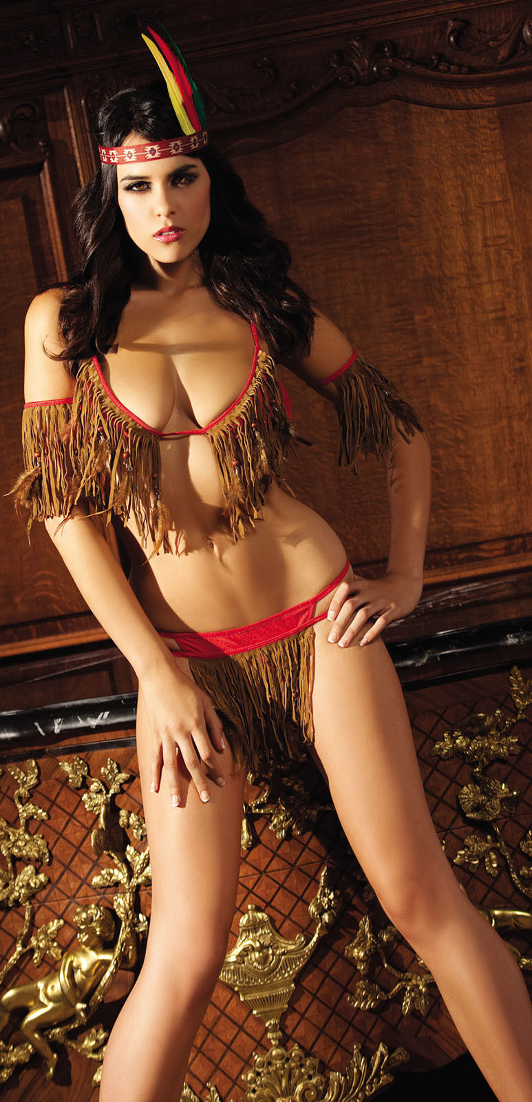 Be Wicked Sexy Women Native American Halloween Costume Hot