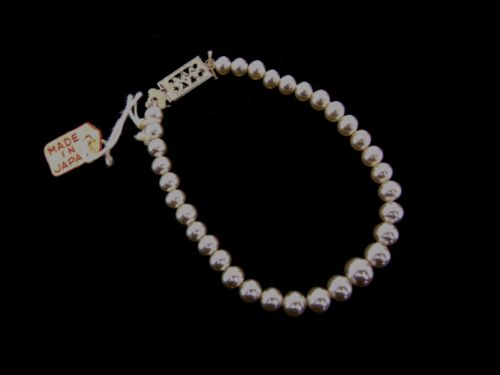 Vintage Doll Jewelry Pearl Necklace Madame Alexander Cissy Elise Miss Revlon