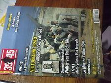 4?µ µ? Revue 39/45 Heimdal n°230 Bulgarie Villeurbanne 1943 Brauchitsch PARIS
