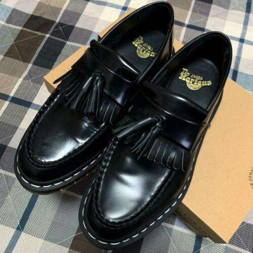 Dr. Martens x Adrian Loafer Black size UK7 F/S fro