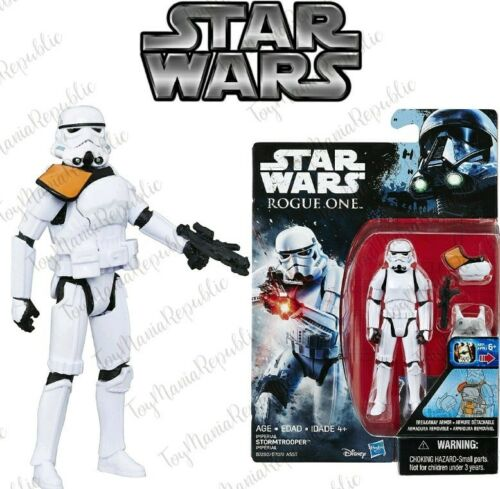 Disney RougeOne Hasbro Star Wars Imperial Stormtrooper Collectible Action Figure