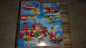 Lego-firefighter-fire-6429-6486-6554-Lot