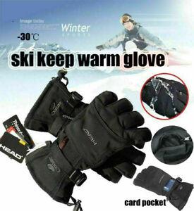 Waterproof-Fleece-Ski-Gloves-Winter-Warm-Snowboard-Thermal-Motorcycle-Snow-Men