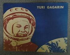* YURI GAGARIN THE FIRST COSMONAUT * UK POST £3.25* PAPERBACK* 1977 NOVOSI PRESS