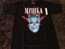 Mishka Leaf of Agony T-Shirt--(NEW)(L)