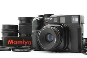 Nuovo-di-zecca-NUOVO-Mamiya-6-MF-Fotocamera-G-50mm-75mm-150mm-3-LENTE-DAL-GIAPPONE-349