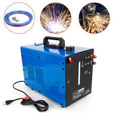 New Industrial Water Chiller 10l Flow Tig Welder Torch Water Cooling Cooler 110v
