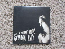 It's a Shame about Gemma Ray - Audio CD 2010  - RARE Promo CD