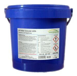 5 kg pH Heber Plus Granulat für Pool und Schwimmbad