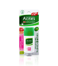 Rohto Mentholatum Acnes Medicated UV Tint Milk Sunscreen SPF50+/PA++ 30g Japan