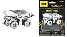 Metal Earth CAT 3D Model Kit Scale Replica Maquette Vehicle Mining Truck 570424