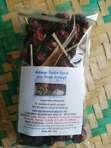 Melange-Fruite-Epice-pour-rhum-arrange-en-sachet-de-80g