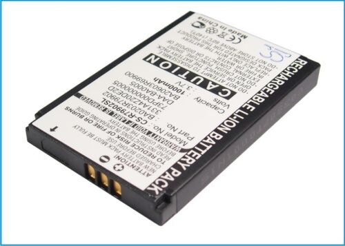 3.7 v Batería Para Creative 73pd000000005, Nomad, ba20603r69900, jukbeox Zen Nx