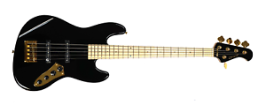 Allen-Eden-Disciple-5-Standard-Black-with-Matching-Headstock
