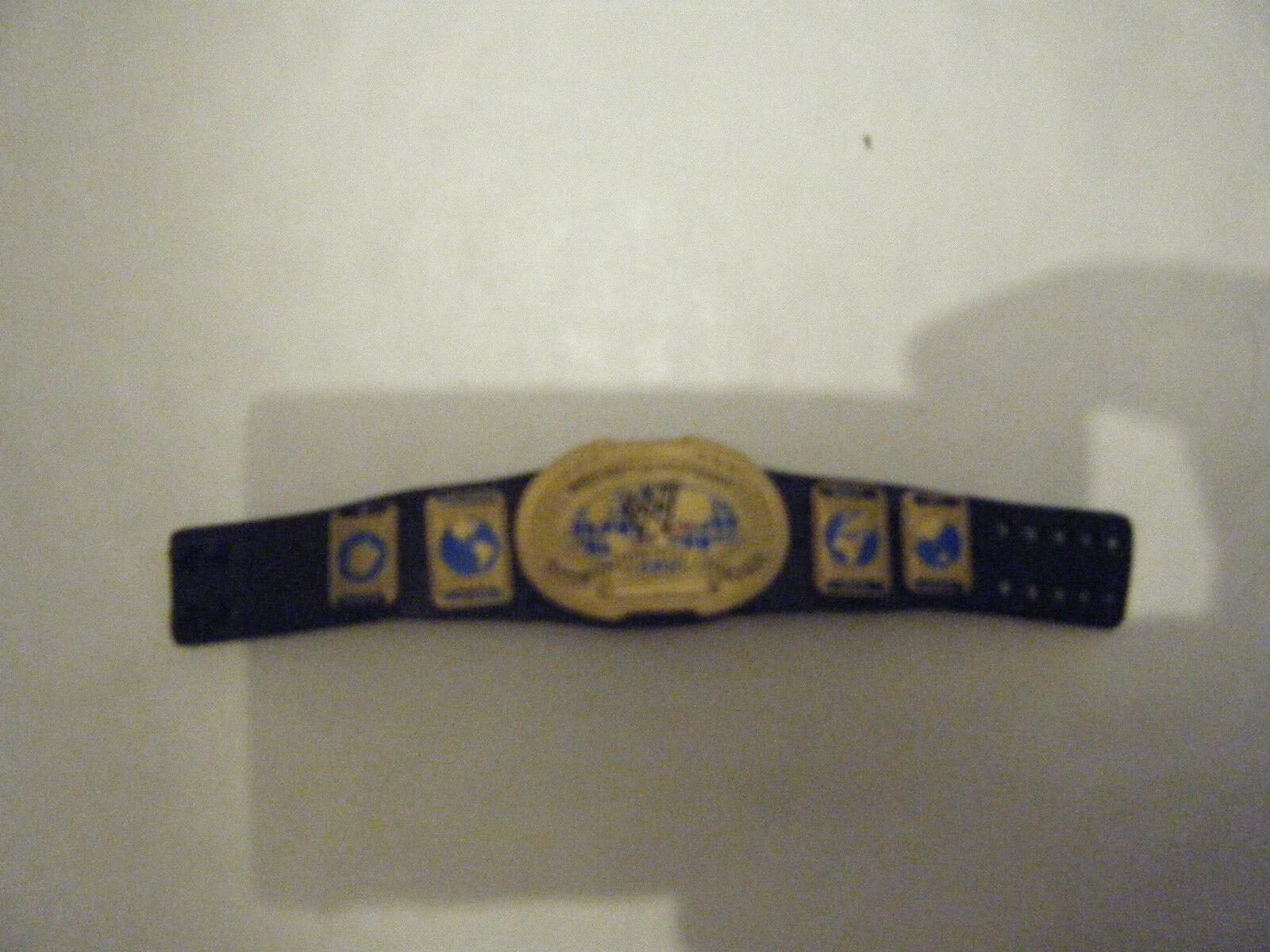 Figura de lucha libre de la WWE Belt Accesorios Accesorios Accesorios Mattel Elite Básico Flexforce 997df6