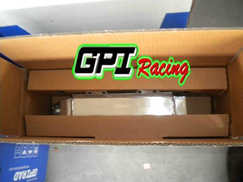 R/&L aluminum radiator /& hose Honda CR125 CR 125R CR125R 00-01 2000 2001