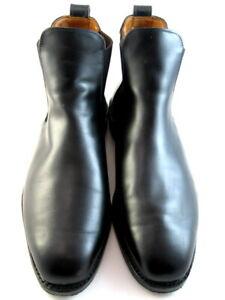 Allen-Edmonds-034-LIVERPOOL-034-Chelsea-Boots-11-5-EEE-Black-Made-In-USA-553