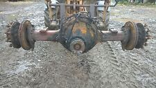 REAR AXLE P/N 7184325 RATIO 1 / 489 - REMOVED FROM 05 IVECO EUROCARGO 180-E-24