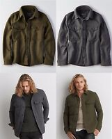 American Eagle Outfitters Military Cpo Wool Jacket- S, M, L