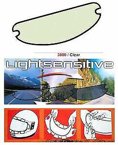 Visière de casque anti-buée- écran anti-buée  ProGrip 3000